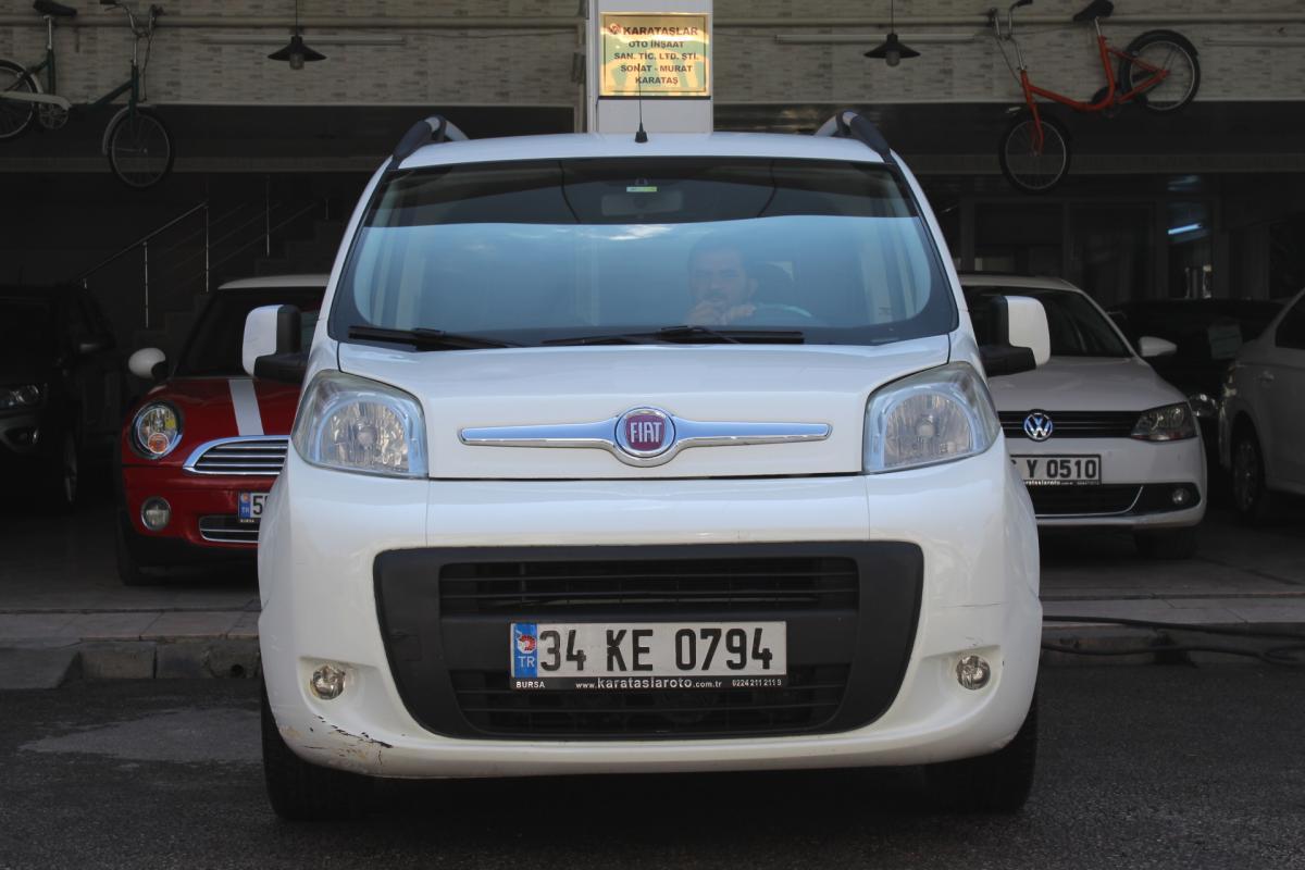 Fiat Fiorino Combi Emotion 2014 Dizel Manuel