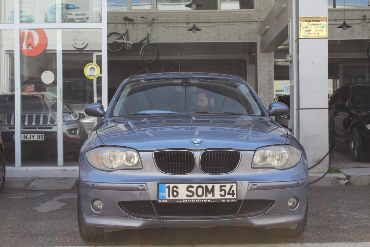 BMW 116i Standart 2005 LPG/Benzin Manuel