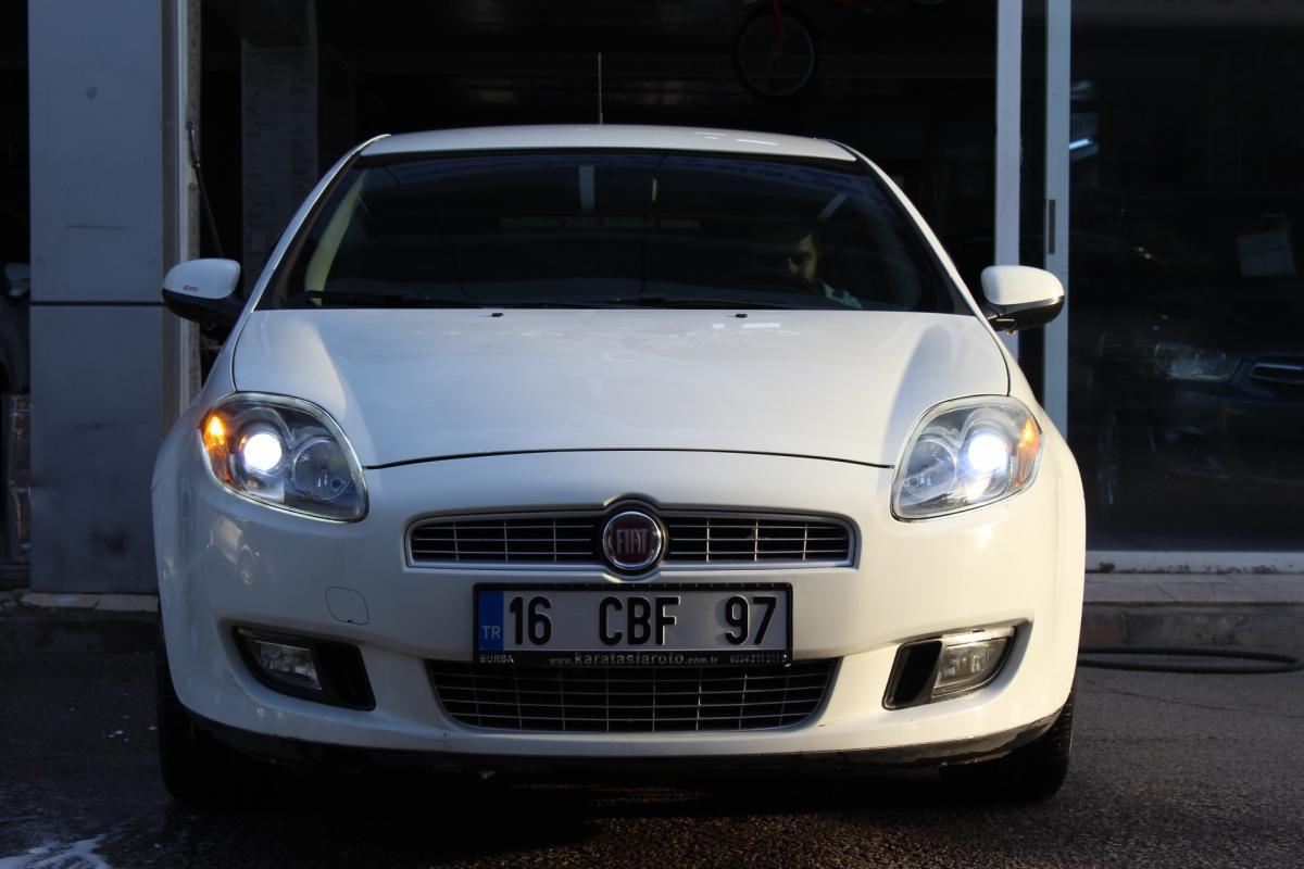 Fiat Bravo Active Plus 2010 LPG/Benzin Manuel