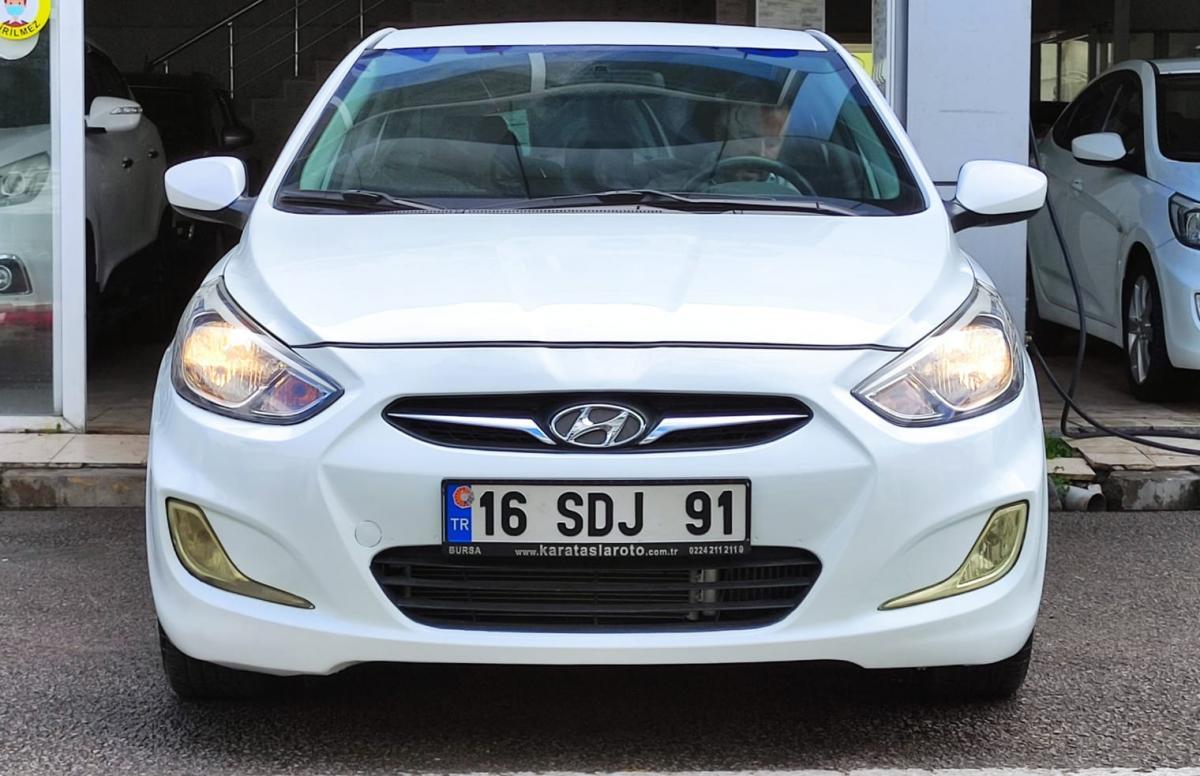 Hyundai Accent Blue Crdi Mode Plus 2015 Dizel Otomatik