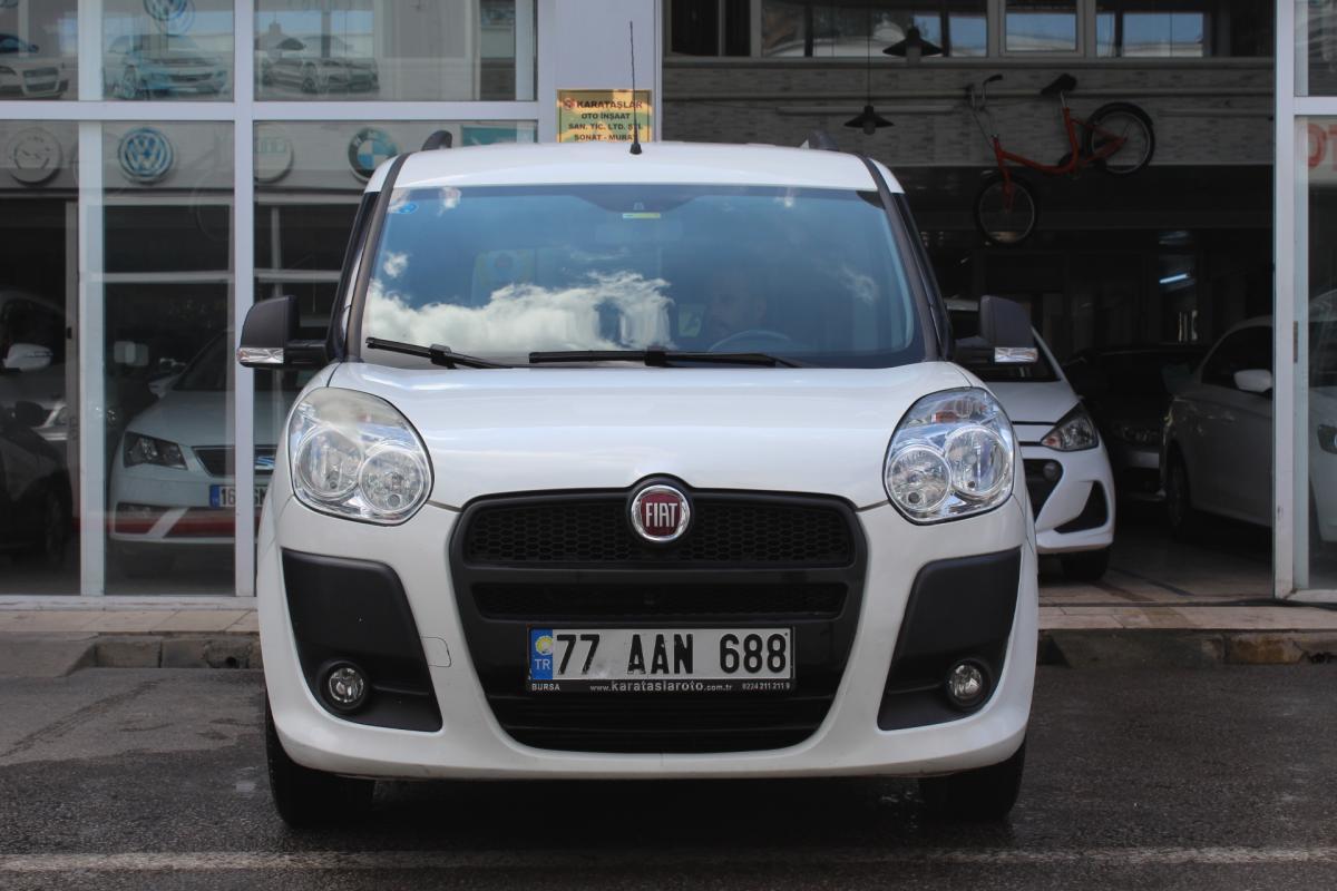 Fiat Doblo Multijet Safeline 2014 Dizel Manuel