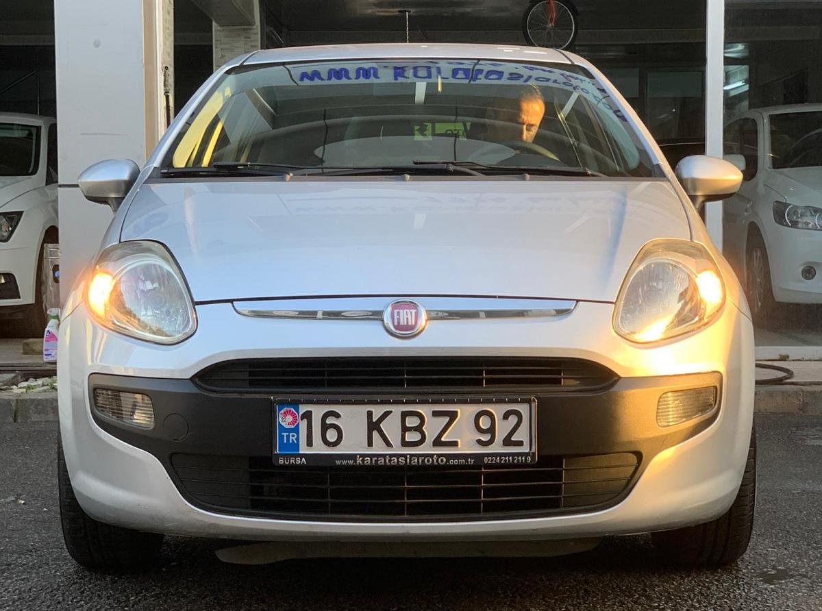 Fiat Punto Evo 2011 LPG/Benzin Manuel