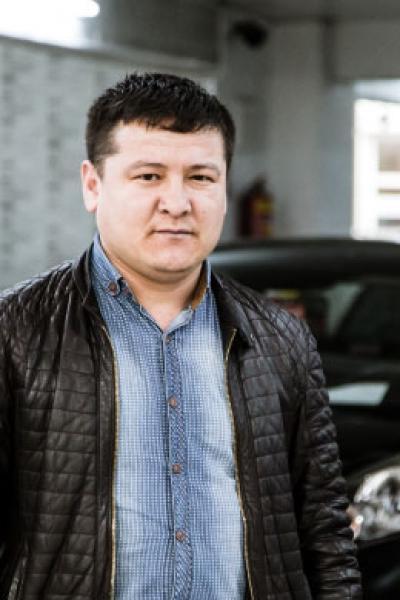 Aziz Yakubov